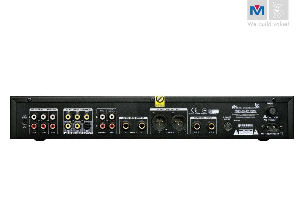 Dx 3000 cpu mixer discontinued better music builder Www builder