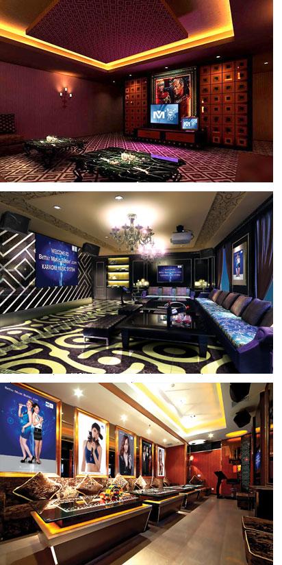 KTV-Rooms