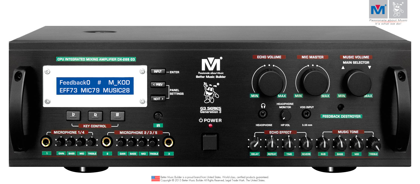 Dx 288 g3 900w cpu integrated mixing amplifier better for Www builder