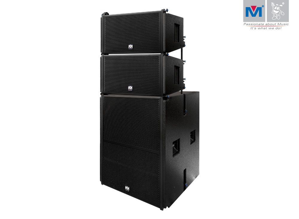 R 10 2 way speakers r 18 active powered subwoofer for Www builder